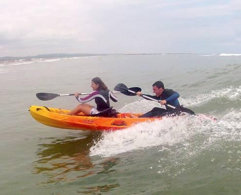 Location Canoe Kayak Pole nautique gruissan