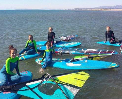 Groupe windsurf