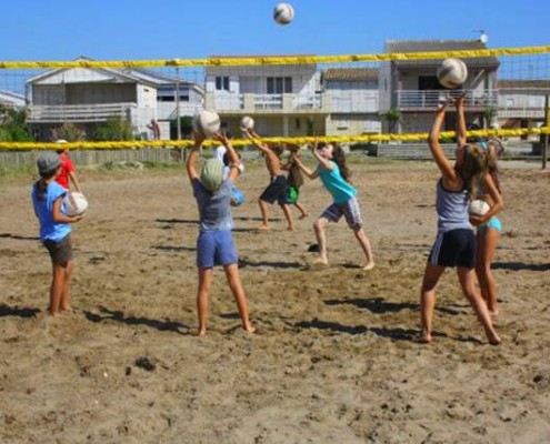 Beach Volley Gruissan