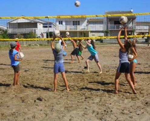 Beach Volley Gruissan
